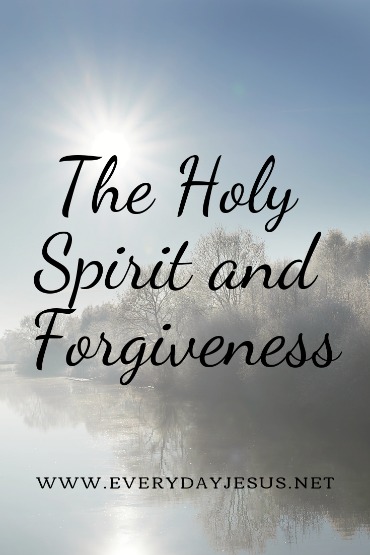 The Holy Spirit and Forgiveness (1)