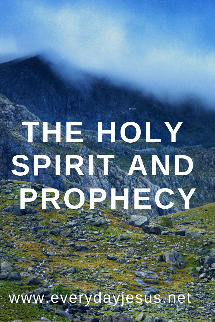 The holy spirit and prophecy