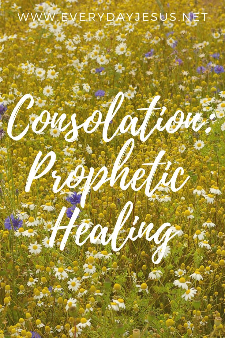 Consolation_ Prophetic Healing